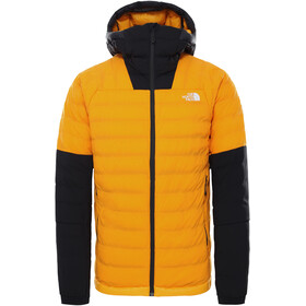 The North Face Summit L3 50|50 Down Hoodie Jacket Men, summit gold/TNF black